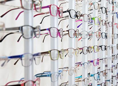 Bryan Stevens Optometry - Our Frames