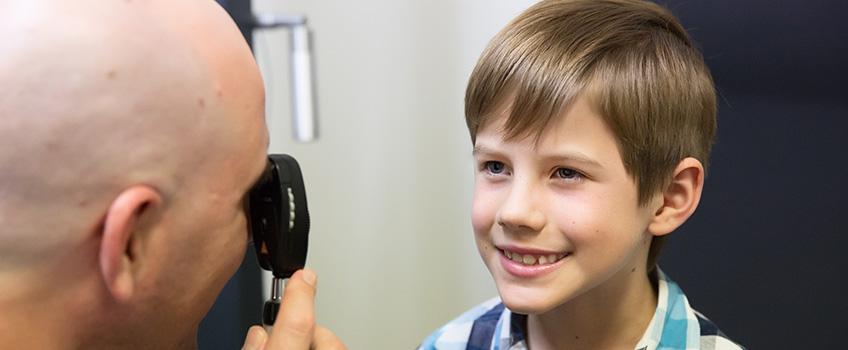 Children's Vision Bryan Stevens Optometry