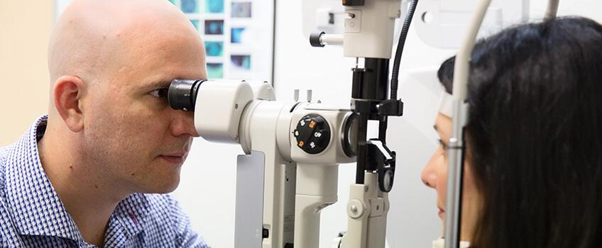 Eyecare Bryan Stevens Optometry