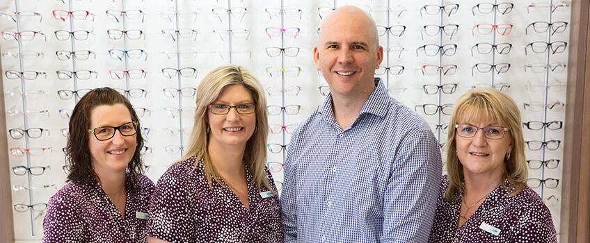 Our Team Bryan Stevens Optometry
